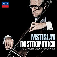 Mstislav Rostropovich – Mstislav Rostropovich - The Complete Decca Recordings