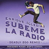 Přední strana obalu CD SUBEME LA RADIO (Deadly Zoo Remix)