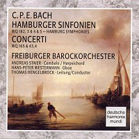 Freiburger Barockorchester – C.P.E. Bach: Hamburger Sinfonien/Concerti