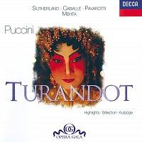 Dame Joan Sutherland, Luciano Pavarotti, Montserrat Caballé, Nicolai Ghiaurov – Puccini: Turandot - Highlights