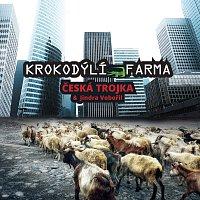 Přední strana obalu CD Krokodýlí farma