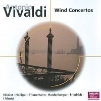 Heinz Holliger, Klaus Thunemann, Reinhold Friedrich, Hakan Hardenberger, I Musici – Vivaldi: Wind Concertos