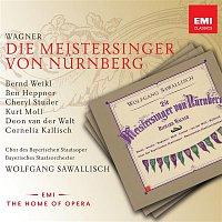 Bernd Weikl, Cheryl Studer, Wolfgang Sawallisch, Bayerisches Staatsorchester – Wagner: Die Meistersinger