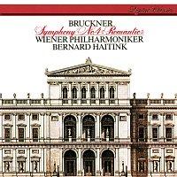 Přední strana obalu CD Bruckner: Symphony No. 4