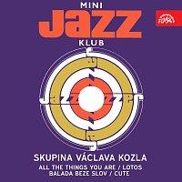 Přední strana obalu CD Mini Jazz Klub
