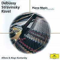 Alfons Kontarsky, Aloys Kontarsky – Debussy/Stravinsky/Ravel: Piano Music for Four Hands