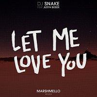 DJ Snake, Marshmello, Justin Bieber – Let Me Love You [Marshmello Remix]