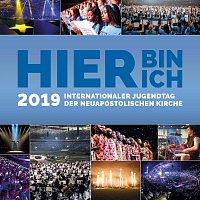 Různí interpreti – Hier bin ich - Internationaler Jugendtag der Neuapostolischen Kirche 2019