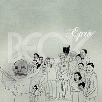 Přední strana obalu CD E-Pro
