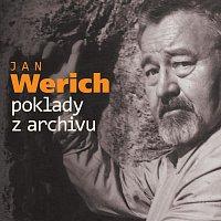 Přední strana obalu CD Werich: Poklady z archivu