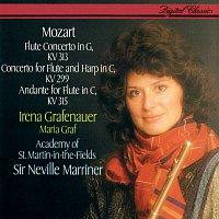 Irena Grafenauer, Maria Graf, Academy of St. Martin in the Fields – Mozart: Flute Concerto No. 1; Concerto For Flute & Harp