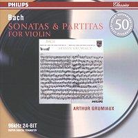Arthur Grumiaux – Bach, J.S.: Sonatas & Partitas for Violin