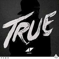 Přední strana obalu CD True