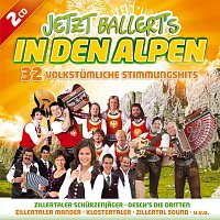Různí interpreti – Jetzt ballerts in den Alpen