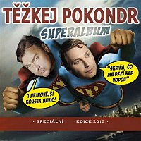 Přední strana obalu CD Superalbum/ rozšířená verze