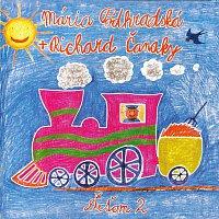 Přední strana obalu CD Deťom 2 - ľudové piesne pre deti