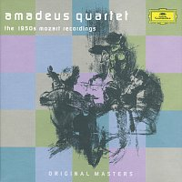 Amadeus Quartet, Cecil Aronowitz – Amadeus Quartet - The 1950s Mozart Recordings [5 CDs]
