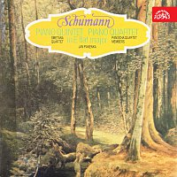 Schumann: Kvintet a Kvartet pro klavír, 2housle, violu a violoncello Es dur