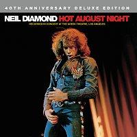 Přední strana obalu CD Hot August Night