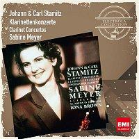 Sabine Meyer, Academy Of St. Martin-In-The-Fields, Iona Brown – Johann & Carl Stamitz: Klarinettenkonzerte Vol. 1
