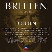 Benjamin Britten – Britten conducts Britten Vol.4