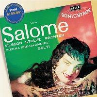 Birgit Nilsson, Eberhard Wachter, Gerhard Stolze, Wiener Philharmoniker – Strauss, R: Salome