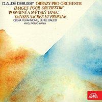 Česká filharmonie, Serge Baudo – Debussy: Obrazy pro orchestr, Tance
