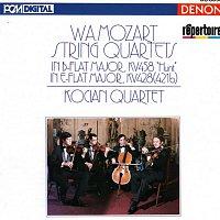 Kocian String Quartet, Wolfgang Amadeus Mozart – W.A. Mozart: String Quartets