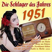 Různí interpreti – Die Schlager des Jahres 1951
