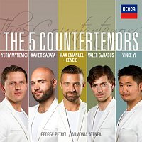 Max Cencic, Yuri Minienko, Valer Sabadus, Xavier Sabata, Vince Yi, Armonia Atenea – The 5 Countertenors