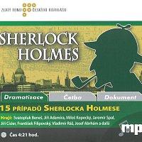 Různí interpreti – Čechura, Šlapal: 15 případů Sherlocka Holmese (MP3-CD)
