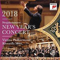 Riccardo Muti, Wiener Philharmoniker, Johann Strauss, Jr. – New Year's Concert 2018 / Neujahrskonzert 2018 / Concert du Nouvel An 2018