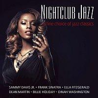 Přední strana obalu CD Nightclub Jazz