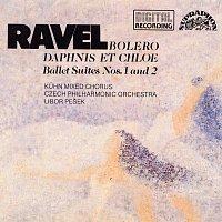 Kühnův smíšený sbor, Česká filharmonie, Libor Pešek – Ravel: Bolero, Dafnis a Chloé