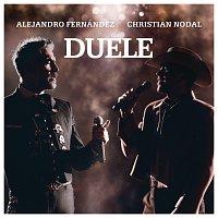 Alejandro Fernández, Christian Nodal – Duele