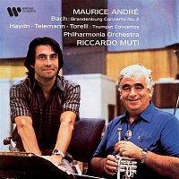 Maurice André, Philharmonia Orchestra & Riccardo Muti – Bach: Brandenburg Concerto No. 2 - Haydn, Telemann & Torelli: Trumpet Concertos
