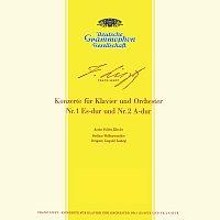 Andor Foldes, Berliner Philharmoniker, Leopold Ludwig – Liszt: Piano Concerto Nos. 1, S.124 & 2, S.125 / Rachmaninov: Piano Concerto No.2