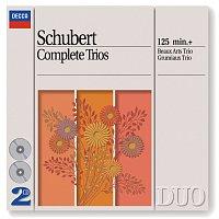 Beaux Arts Trio, Grumiaux Trio – Schubert: Complete Trios [2 CDs]