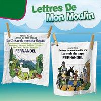 Přední strana obalu CD Lettres de mon moulin