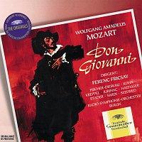 Přední strana obalu CD Mozart: Don Giovanni