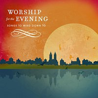 Přední strana obalu CD Worship For The Evening
