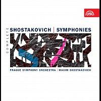 Symfonický orchestr hl.m. Prahy, Maxim Šostakovič – Šostakovič: Symfonie - komplet