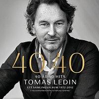 Tomas Ledin – 40 ar 40 hits ett samlingsalbum 1972 - 2012