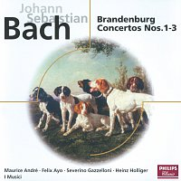 Bach, J.S.: Brandenburg Concertos Nos.1-3; Suite No.2 in B minor