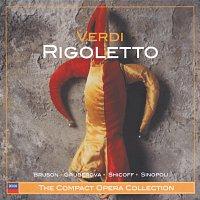 Přední strana obalu CD Verdi: Rigoletto [2 CDs]