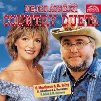 Přední strana obalu CD Nejkrásnější country dueta