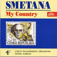 Česká filharmonie, Rafael Kubelík – Smetana: Má vlast. Cyklus symfonických básní – CD