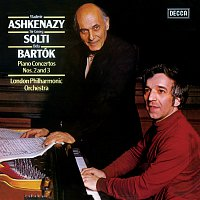 Vladimír Ashkenazy, London Philharmonic Orchestra, Sir Georg Solti – Bartók: Piano Concertos Nos. 2 & 3