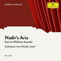 Koloman Von Pataky, Unknown Orchestra – Bizet: Les pecheurs de perles: Nadir's Aria
