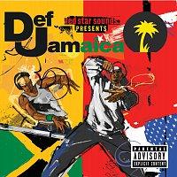 Přední strana obalu CD Def Jamaica